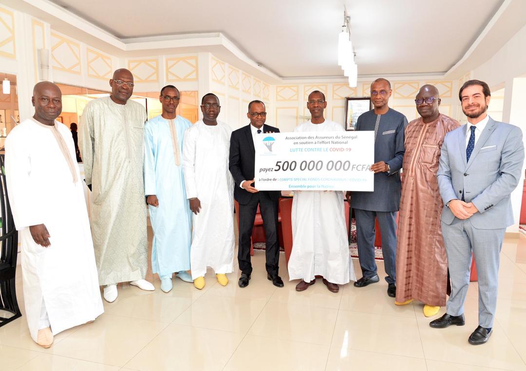 Fonds force covid 19 Sénégal