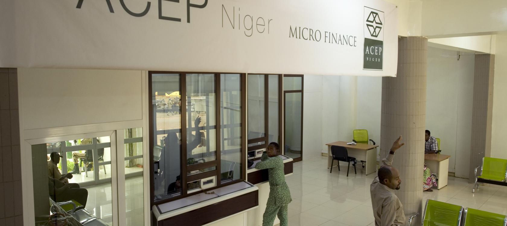 Microfinance dans l'Umoa.