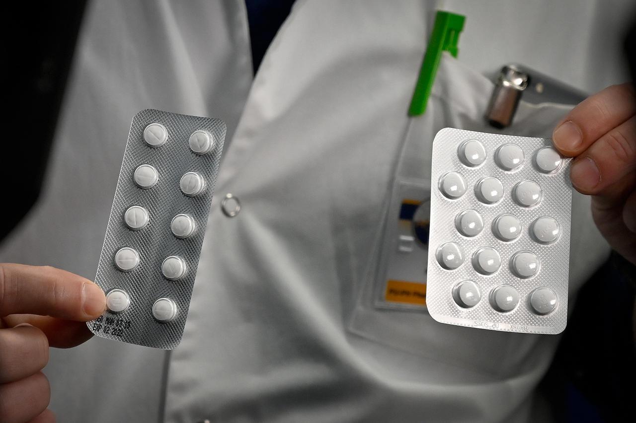 Production de médicaments covid19
