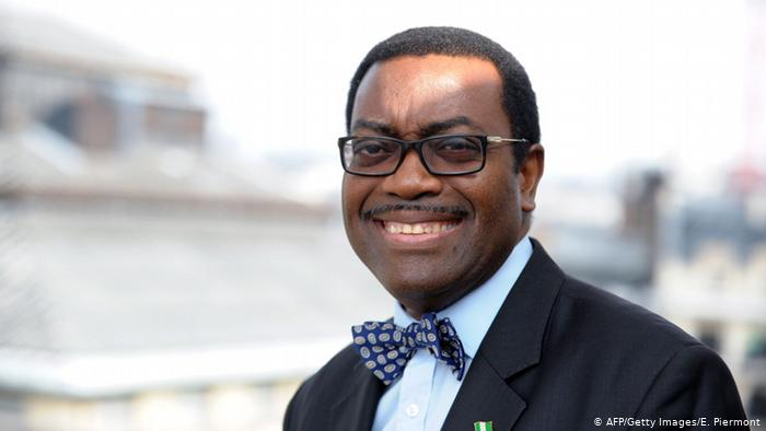Akinwumi A. Adesina Président, Banque africaine de développement