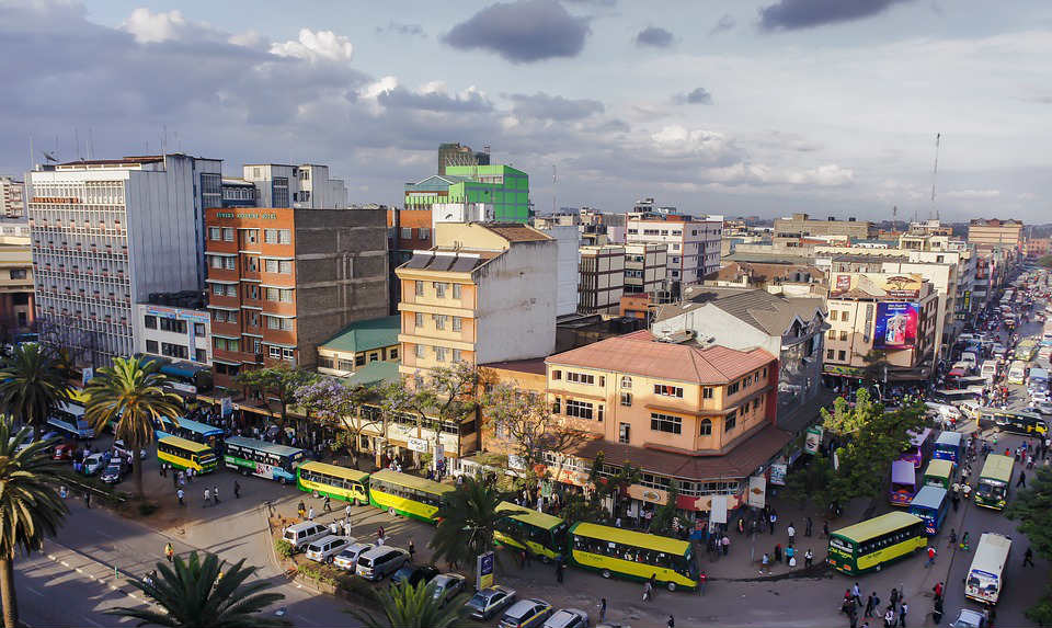 Urbanisation en Afrique
