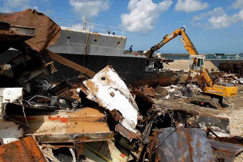 La première installation de démolition de navires certifiée «équivalente à l'UE» en Afrique