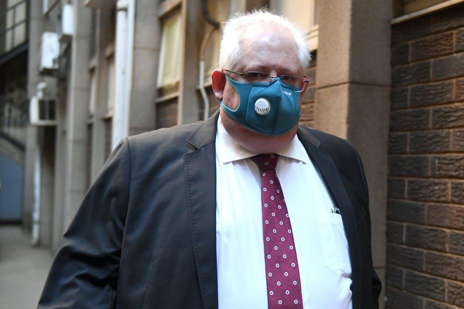 L'ancien directeur des opérations de Bosasa, Angelo Agrizzi, est co-accusé dans une affaire de corruption liée à des appels d'offres gouvernementaux. Getty Images