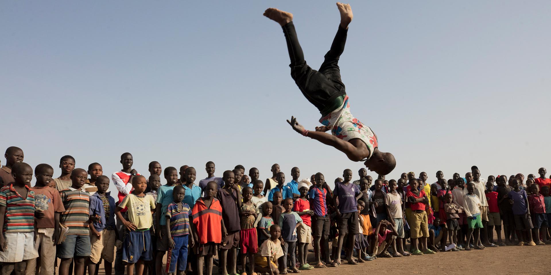 Kakuma-Kenya : lancement d'un concours mondial pour le secteur privé et des projets d'entreprises sociales