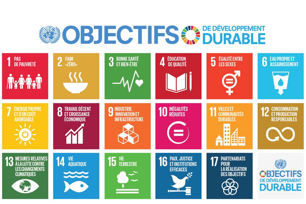 Objectifs du développement durable : lancement d'un programme pour organiser les investissements