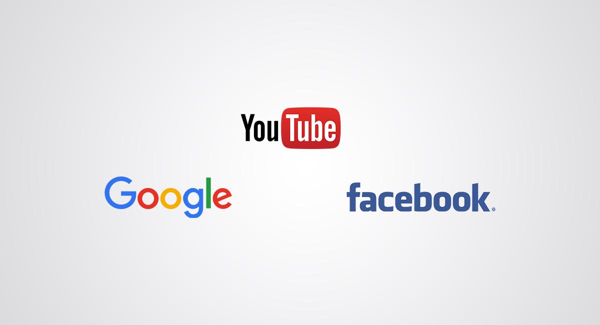 Hausse des revenus publicitaires : les annonceurs enrichissent google, youtube et facebook
