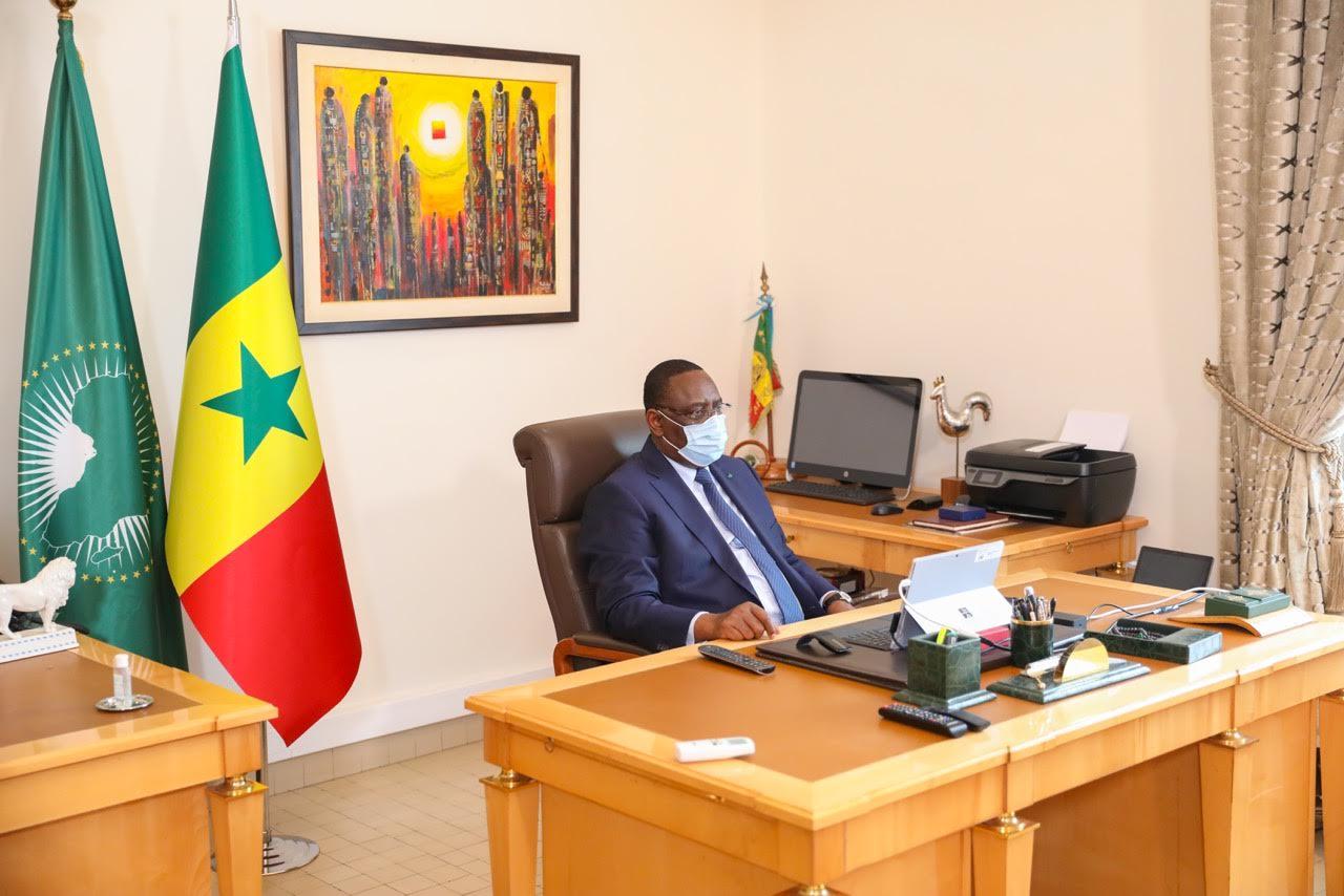 Les nominations au conseil des ministres du Sénégal du mercredi 18 novembre 2020