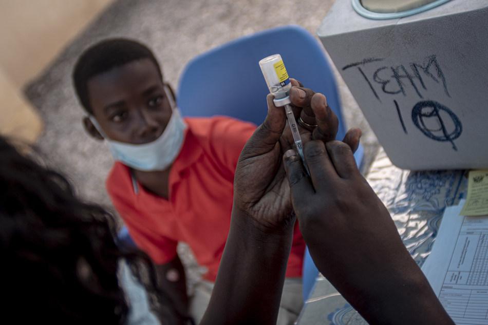 Afrique : lancement de la gestion des vaccins dans le cloud