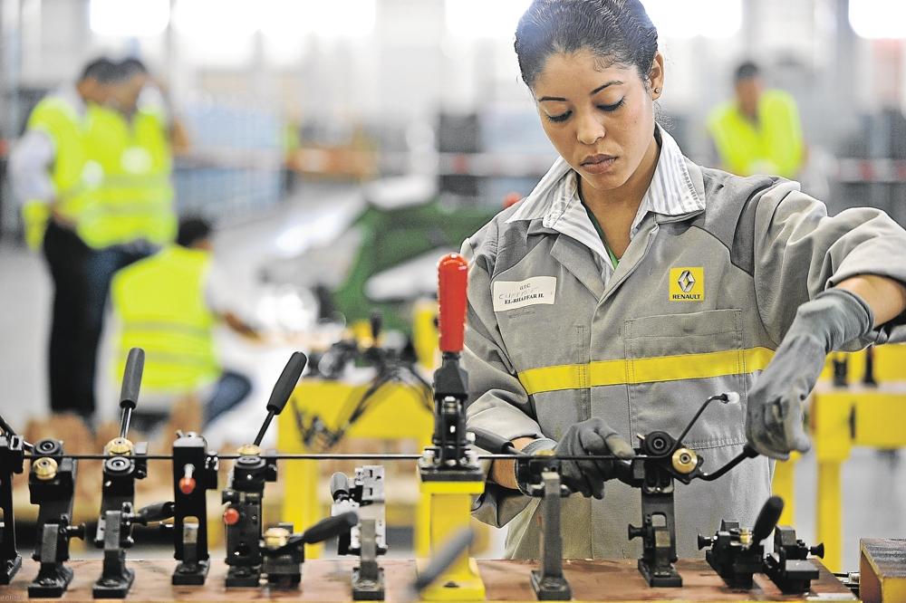 Promouvoir l'emploi et l'employabilité des femmes dans le secteur formel marocain.