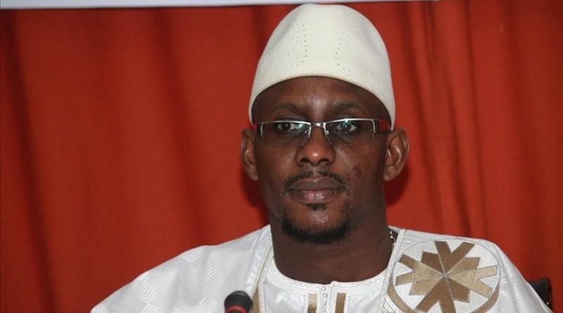 Moustapha Diop ministre sénégalais en charge de l'Industrie.