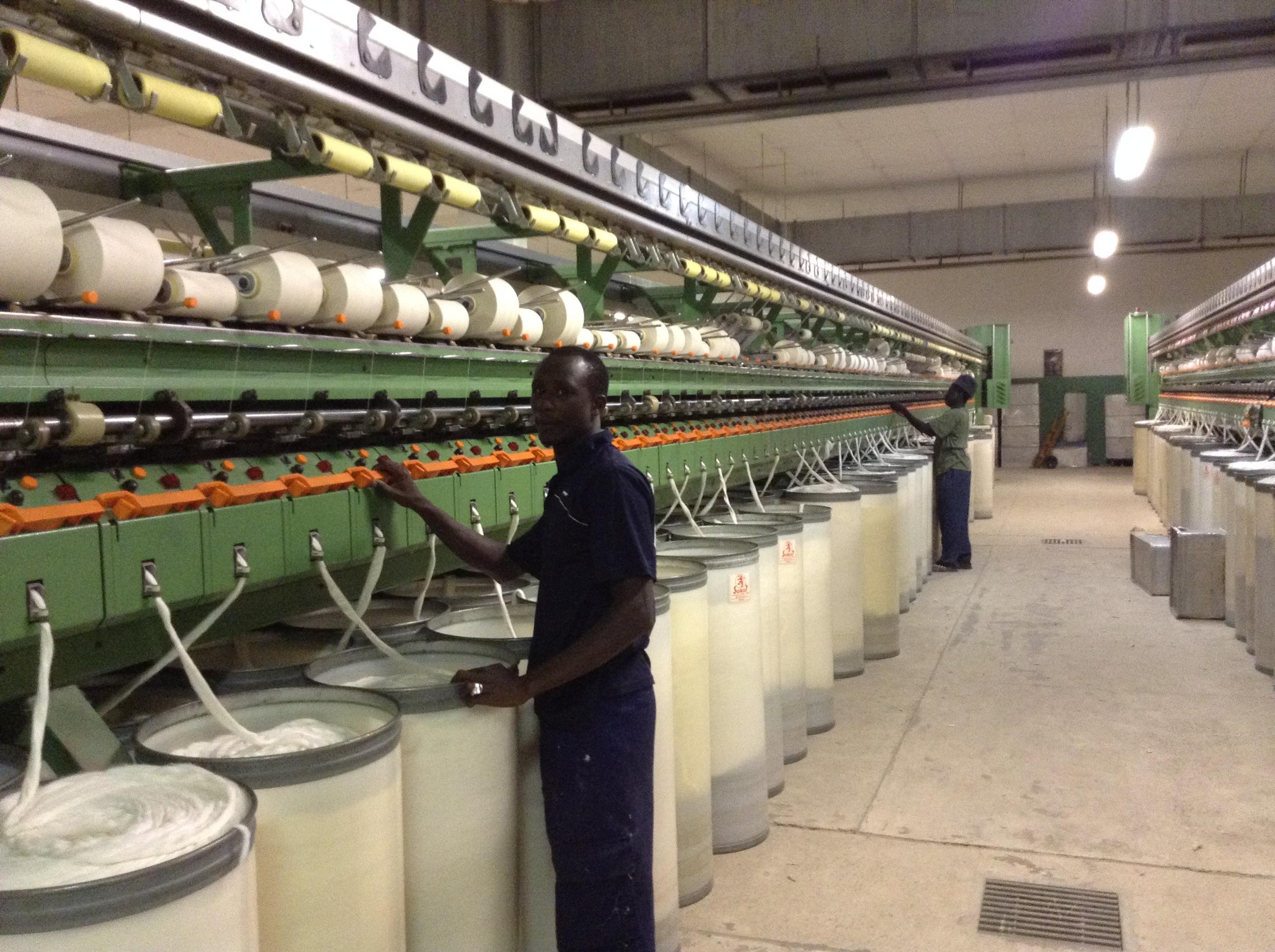 Covid19 Sénégal : des conséquences de longue durée sur l'activité industrielle