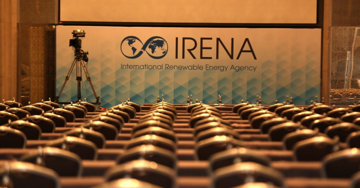 Transition énergétique : l'Irena lance les travaux d'une assemblée cruciale pour 2021
