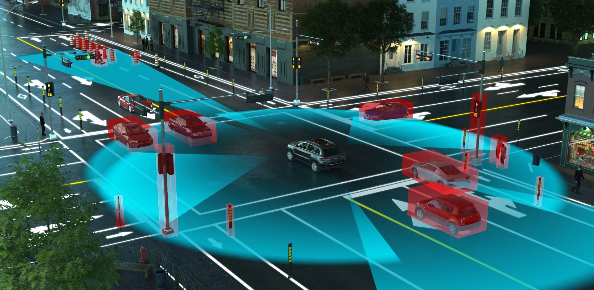 Osram/LeddarTech : conclusion d'un accord commercial pour des systèmes Adas et Lidar automobile