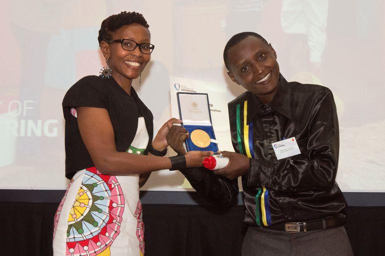 Prix africain de l'innovation en ingénierie 2021