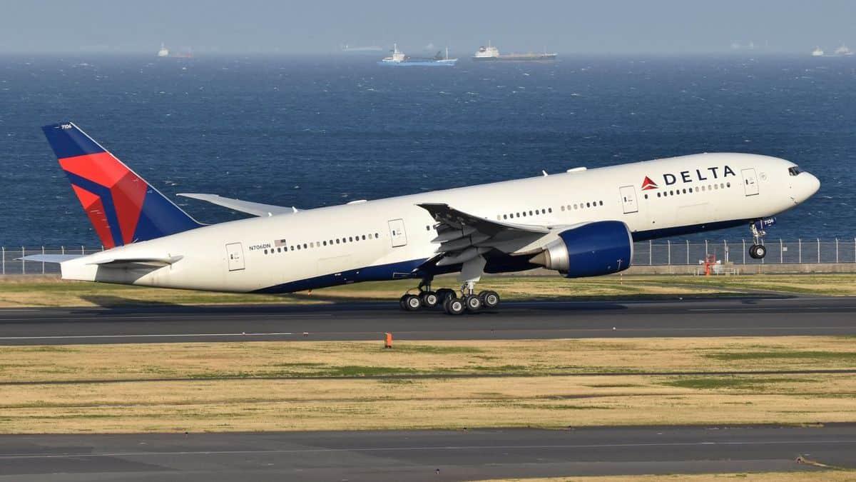 Baisse de revenus de Delta airline.