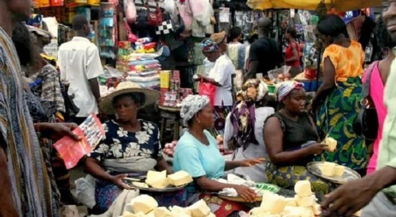 Les femmes occupent une place importante dans les marchés africains.
