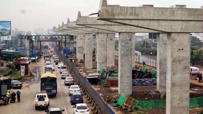 Projet d'autoroute de Nairobi