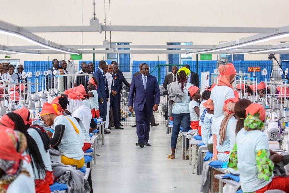 Insertion socio-économique et l'emploi des jeunes au Sénégal.