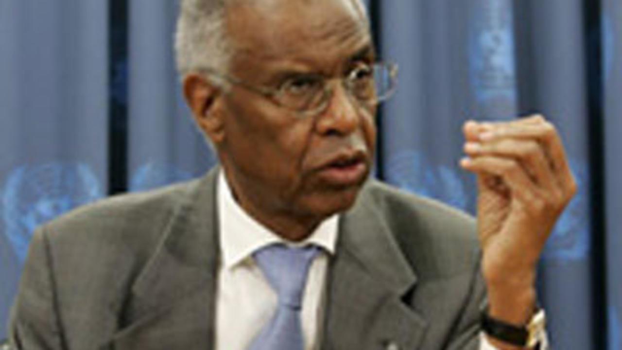 Tchad: la secrétaire générale de la Francophonie désigne Ahmedou Ould Abdallah en qualité d'envoyé spécial
