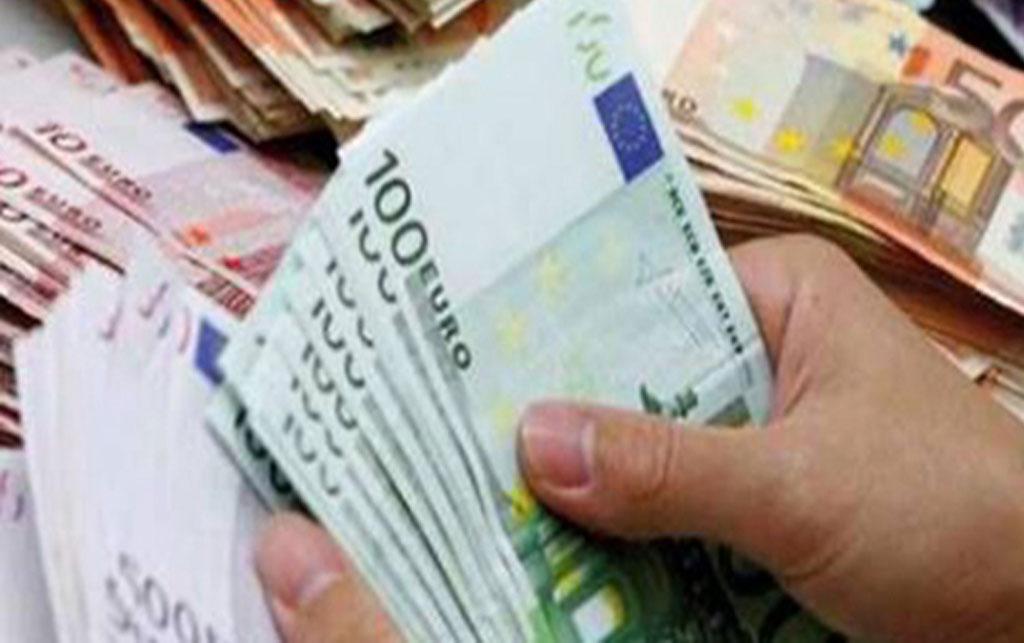Chute des transferts d'argent vers l'Afrique subsaharienne.