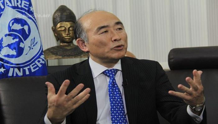 Déclaration de Mitsuhiro Furusawa, directeur général adjoint du Fmi, sur le Sénégal