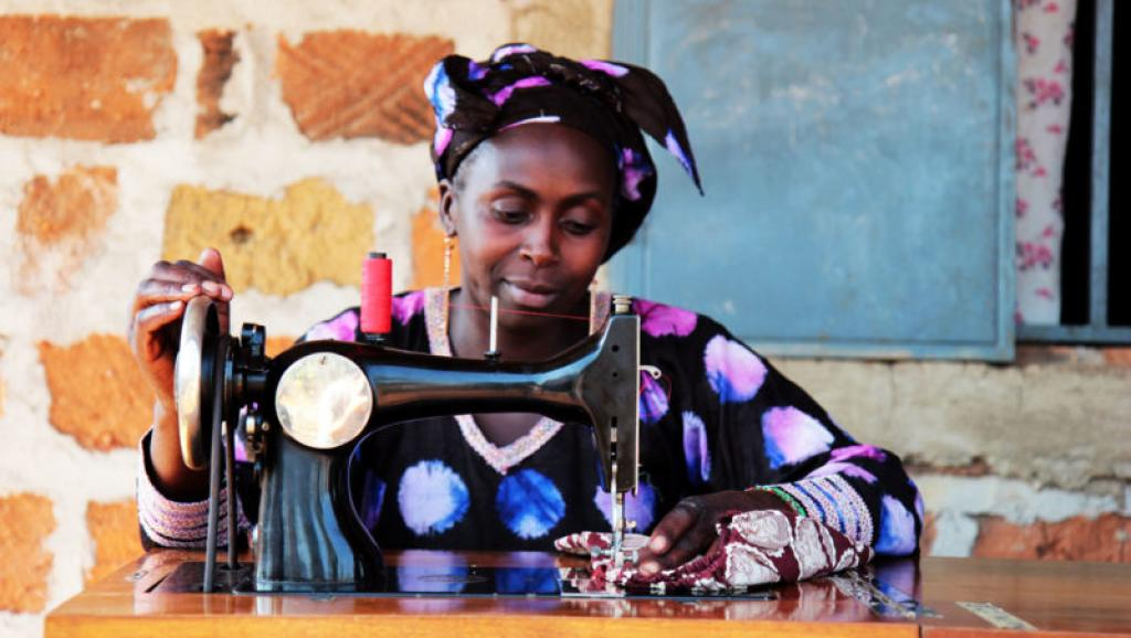 Entreprenariat féminin au Sénégal.