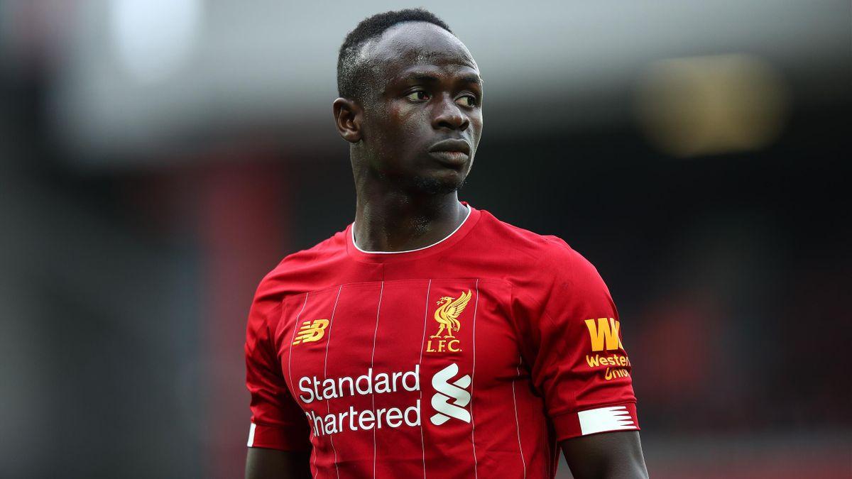 Industrie du football: importante chute de la valeur marchande de Sadio Mané
