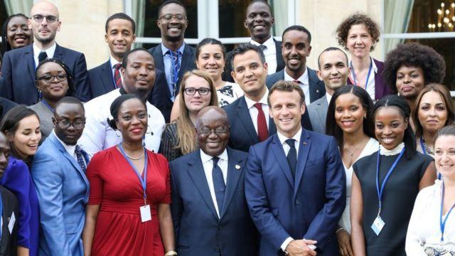 les leaders de la French-African Foundation pour 2021.