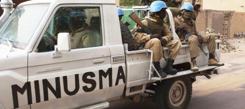 L'OIF et la MINUSMA s'accordent à mettre en oeuvre un projet visant à renforcer le dispositif d'enseignement du français pour le personnel militaire de cette opération de maintien de la paix de l'ONU.