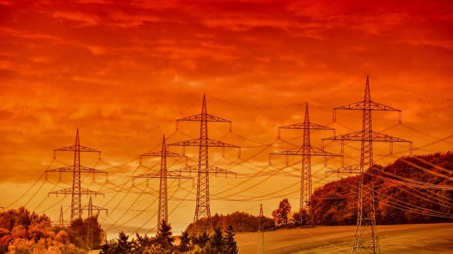 Changement climatique et accès universel à l'électricité.