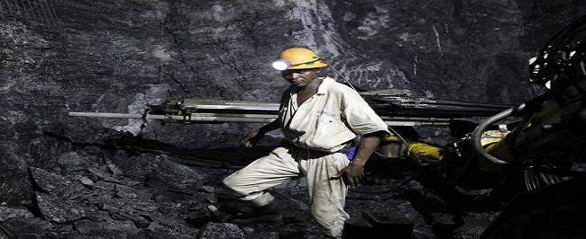 La chute des cours des minerais affecte le secteur minier africain.