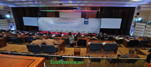 Forum international de Dakar sur la paix et la sécurité en Afrique.