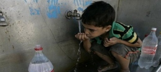 «Le changement climatique et le manque d'assainissement menacent la sûreté de l'eau pour des millions de personnes», affirme l'Unicef
