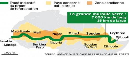 Dakar accueille la 1ière conférence sur l'initiative de la Grande muraille verte