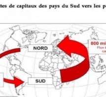 2095 milliards F Cfa transférés illicitement hors d'Afrique annuellement.