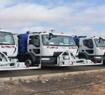 AIBD : des camions balayeurs pour sécuriser les pistes de l'infrastructure