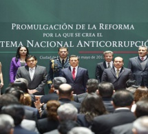 Mexique : le gouvernement invité à renforcer l'application de sa législation contre la corruption transnationale.