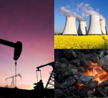 La transition énergétique examinée par secteur, régions et combustibles