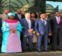 ABIDJAN-LAGOS : une étude pour construire une autoroute à 6 voies (double) de 1000 km