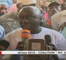 ELECTION PRESIDENTIELLE 2019 AU SENEGAL : le manifeste du candidat de la coalition IDY