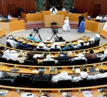 Création d'une commission d'enquête parlementaire relative à l'affaire dite des 94 milliards de F CFA.