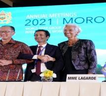 BANQUE MONDIALE-FMI : une mission au Maroc pour préparer les assemblées annuelles de 2021 à Marrakech