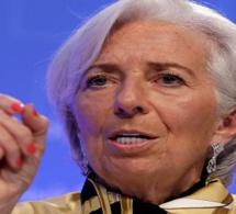 """Christine Lagarde : """"Si l'emploi des femmes était égal à celui des hommes, les économies seraient plus résilientes et la croissance économique plus forte""""."""