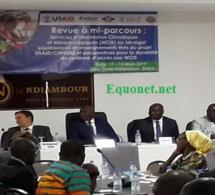 SENEGAL : réflexion sur la pérennisation de l'utilisation des services d'information climatique et météorologique