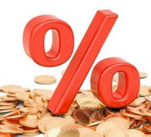UEMOA : légère baisse des taux d'intérêt appliqués par les banques sur les dépôts de la clientèle
