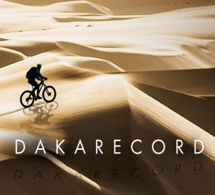 PARIS-DAKAR : l'aventurier sportif français Stéven le Hyaric .en vélo vers le Sénégal