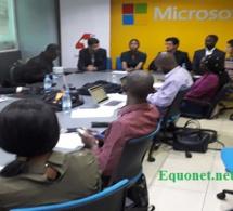 SENEGAL : Microsoft soutient les start-up pour stimuler la croissance économique