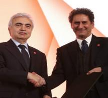 L'IRENA et l'AIE renforcent leur coopération pour un avenir énergétique sûr et durable