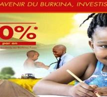 Le Trésor public burkinabé lance un appel public à l'épargne pour lever 75 milliards FCFA
