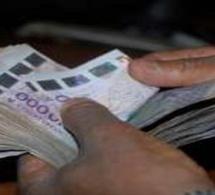 Les créances intérieures dans l'UEMOA s'établissent à 29.669,9 milliards FCFA